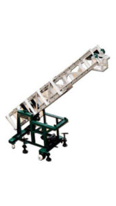 Aluminium tower extensiontiltable degree type platform ladder  Designed for multi access facility in different positions. HT NO.3
