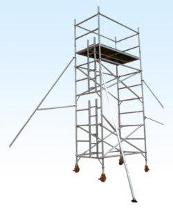 Aluminium-Double-width-Tower